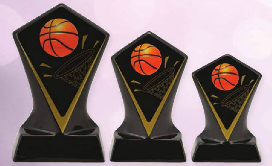 Basketball Black Diamond Award-Trophy-Schoppy's Since 1921