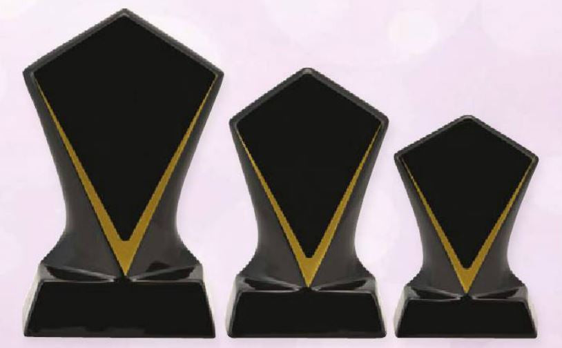 Custom Black Diamond Award-Trophy-Schoppy's Since 1921