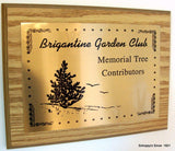 Brigantine Garden Club Donor Tree-Donor Project-Schoppy's Since 1921