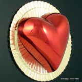 Heart Plaque Black-Plaque-Schoppy's Since 1921