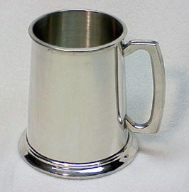 Sheffield Mint Pewter Tankard MUG-Mug-Schoppy's Since 1921