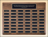 Perpetual Plaque With Extra Large Individual Plates-Plaque-Schoppy's Since 1921