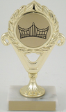 Seal Trophy with Crown Logo-Trophies-Schoppy's Since 1921
