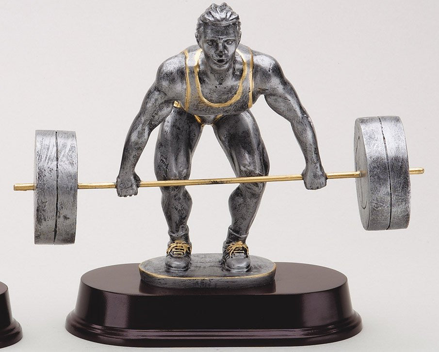 Dead Lift Weightlifting Award-Trophy-Schoppy's Since 1921