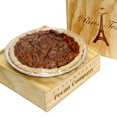 Chocolate Pecan Pie (in Box)