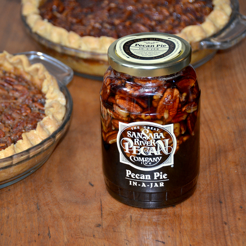 Pecan Pie In-a-Jar
