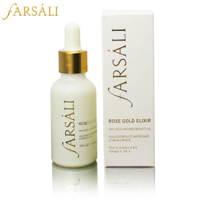 Farsali Elixir Radiating Moisturizer (Rose Gold)