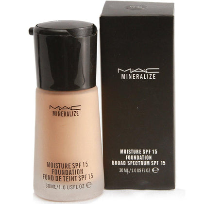 MAC Mineralize Moisture Fluid SPF15 Foundation