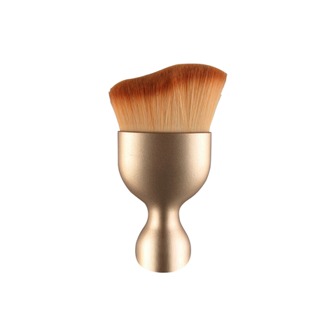S Shape Contour Foundation Makeup Brush