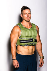 Army Crawl 30lb Weight Vest