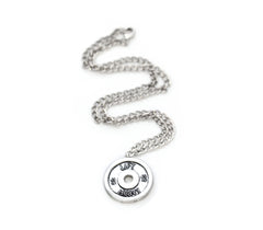Lift Heavy Men's Pendant