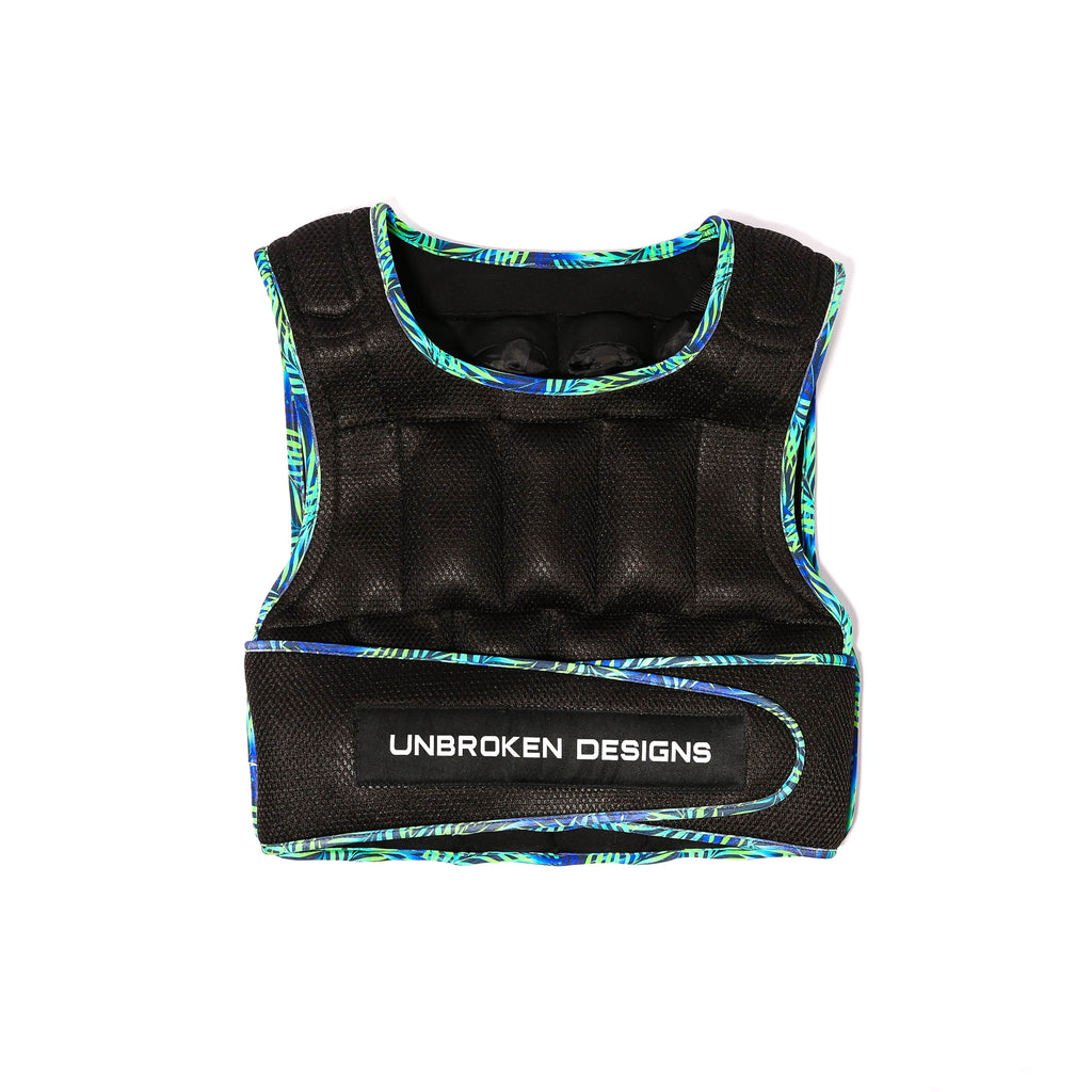 Weighted Vest - Paradise City 30lb