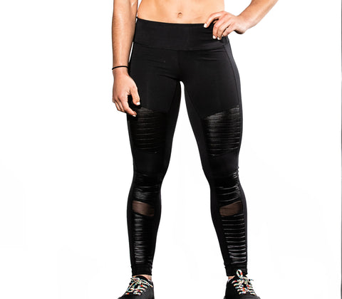 The Jane Legging in Black