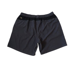 The Ruckus Shorts in Heathered Grey