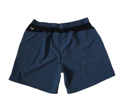 The Ruckus Shorts in Navy Blue