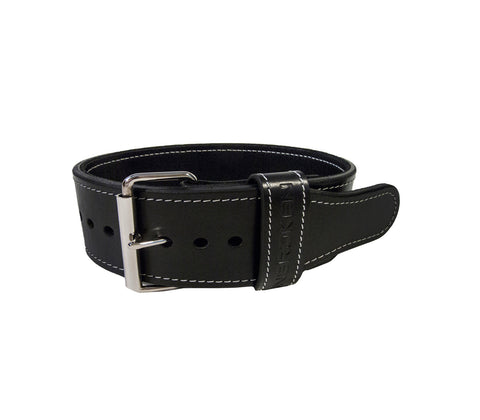 Power Weightlifting Belt in Black Rhino