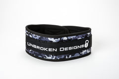Grey Camo Lifting Belt For Men