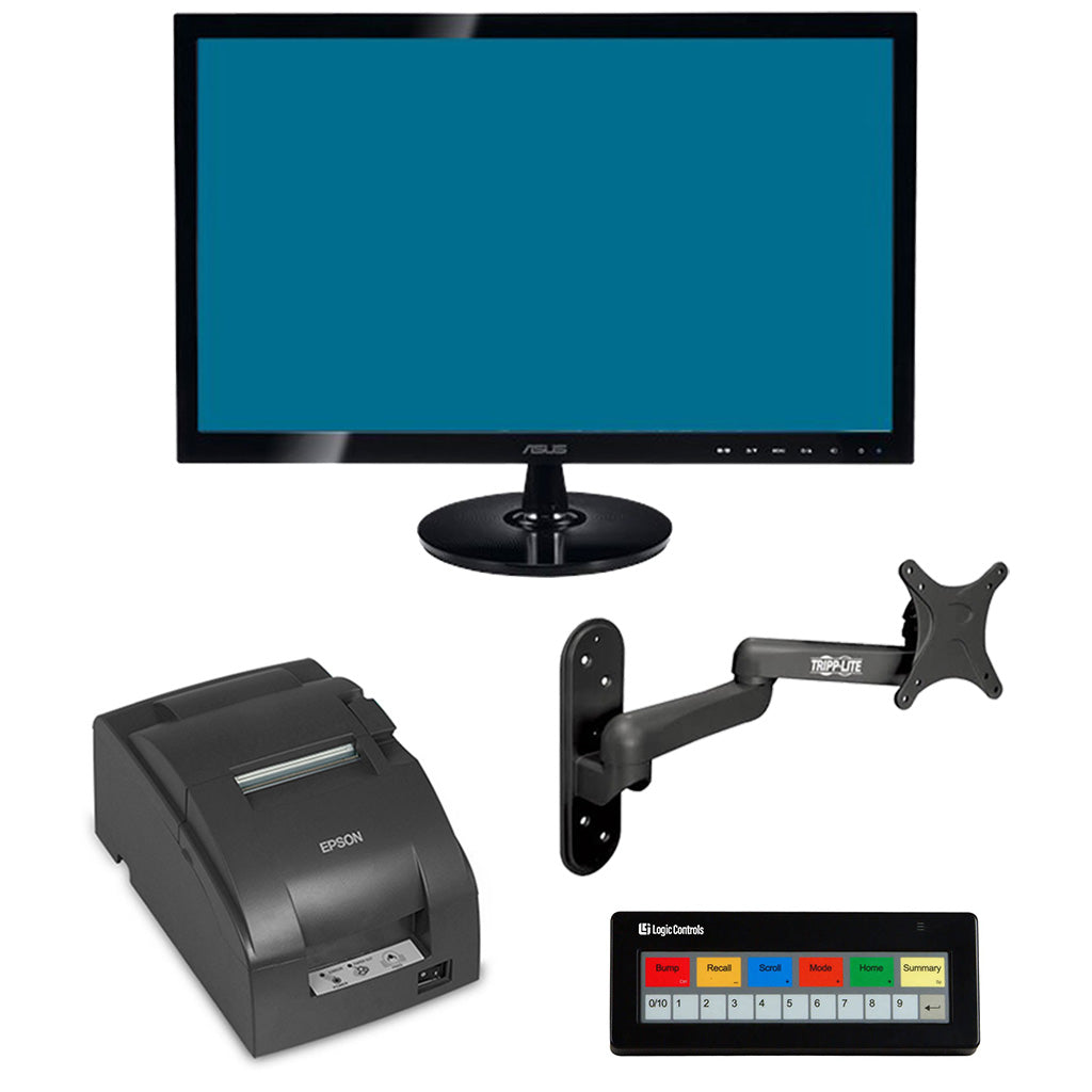 Epson® KDS Single Station Kit - Contact Account Management