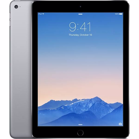 Apple - iPad 6th gen with Wi-Fi + Cellular - 32GB - Space Gray