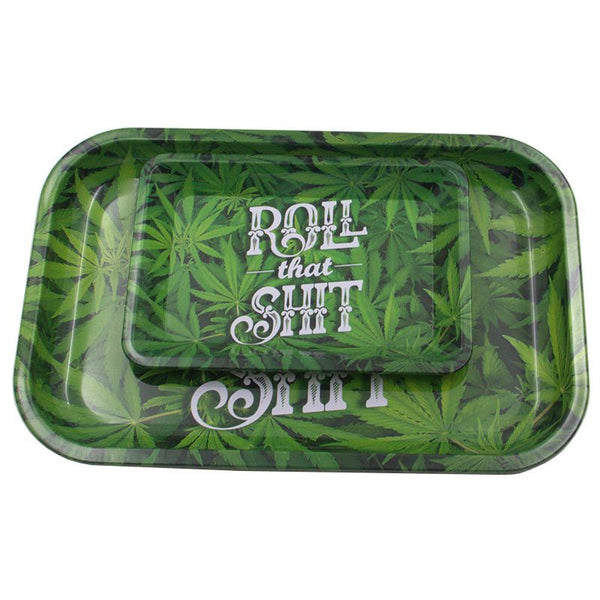 Bob Marley and Raw Rolling Trays