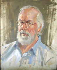 Craig Nelson, Oil Portrait, Final DVD Workshop Painting Using the Quick Studies Technique