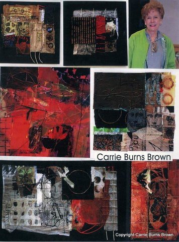 Montage, Carrie Burns Brown