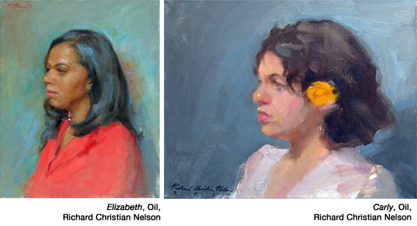 Elizabeth-AND-Carly by Richard Christian Nelson