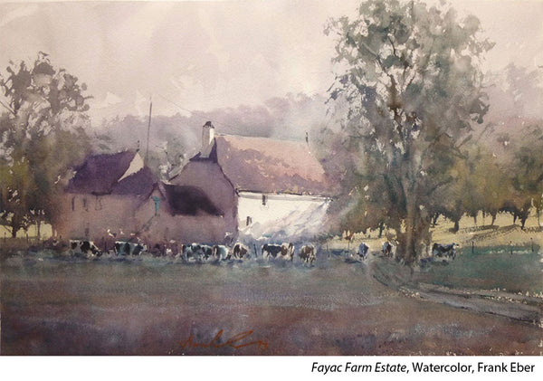 Learn to paint plein air watercolor