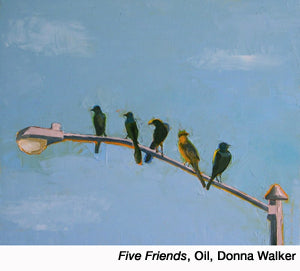 Five-Friends by Donna Walker
