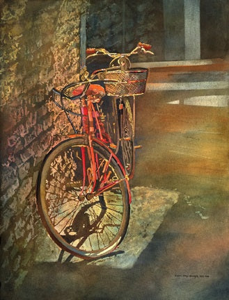In the Alley by Linda Baker