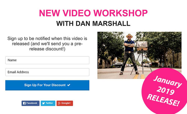 Sign Up Dan Marshall Release