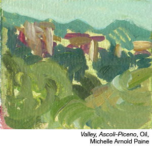 Valley,-Ascoli-Piceno by Michelle Arnold Paine