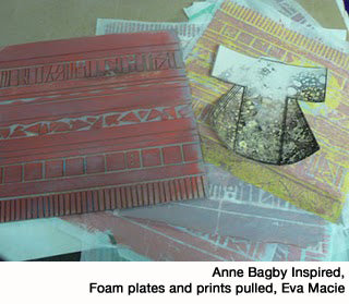 Anne Bagby Inspired by Eva Macie