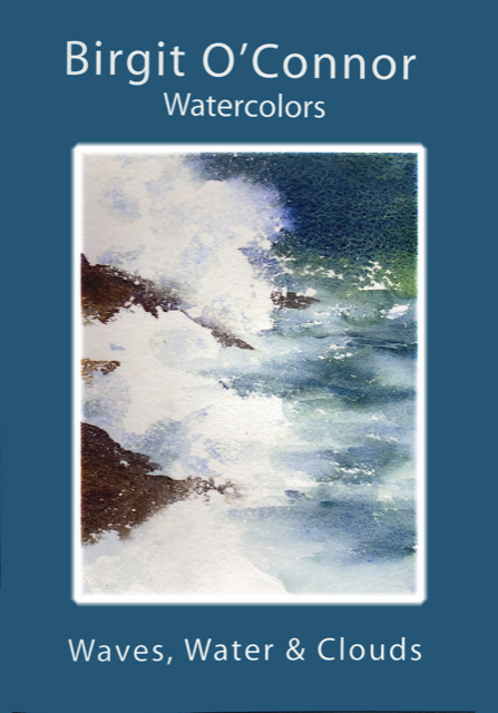 Waves, Water & Clouds by Birgit O'Connor