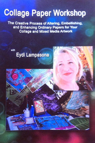 Collage Paper Workshop with Eydi Lampasona