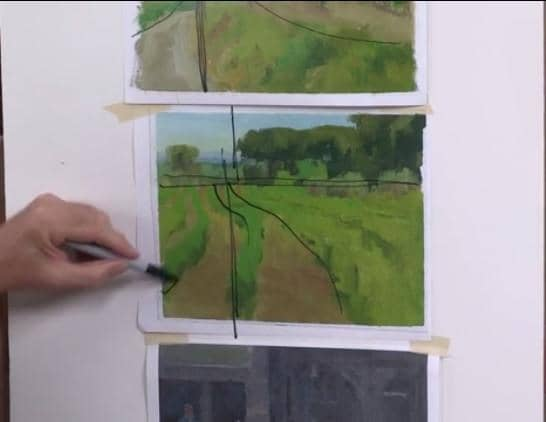 Amazing Design Landscape Painting Techniques For Success Oil With Ian Roberts Download Free Architecture Designs Parabritishbridgeorg