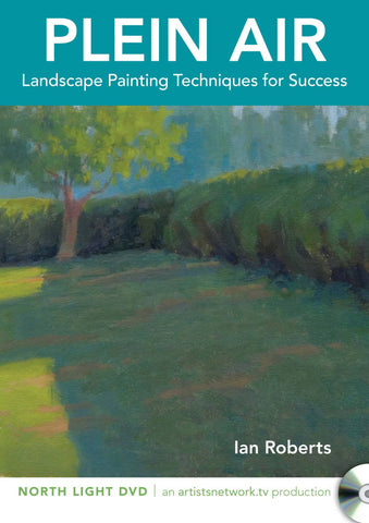 Plein Air:  Landscape Painting Techniques for Success (Oil) with Ian Roberts