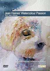 Jean Haines' Watercolour Passion