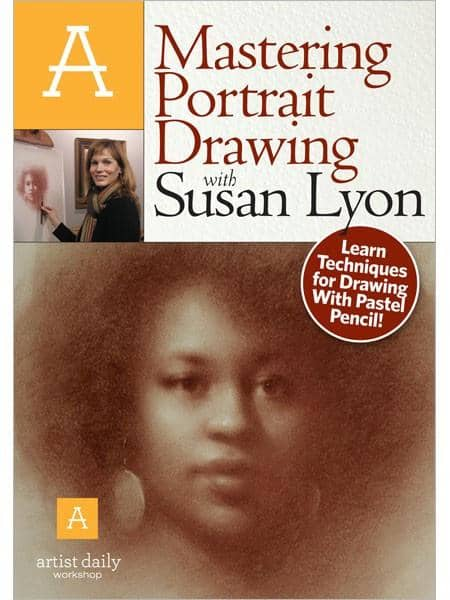 Mastering Portrait Drawing with Susan Lyon Art Instruction Video-DVD from Creative Catalyst