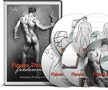 Figure Drawing Fundamentals with Stanislav Prokopenko