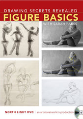 Drawing Secrets Revealed:  Figure Basics with Sarah Parks