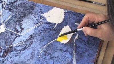 Vibrant Watercolors: Painting Water with Soon Y. Warren