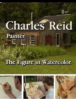 The Figure in Watercolor with Charles Reid