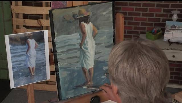 Figure Painting Techniques In Acrylic Quick Studies With Craig Nelson