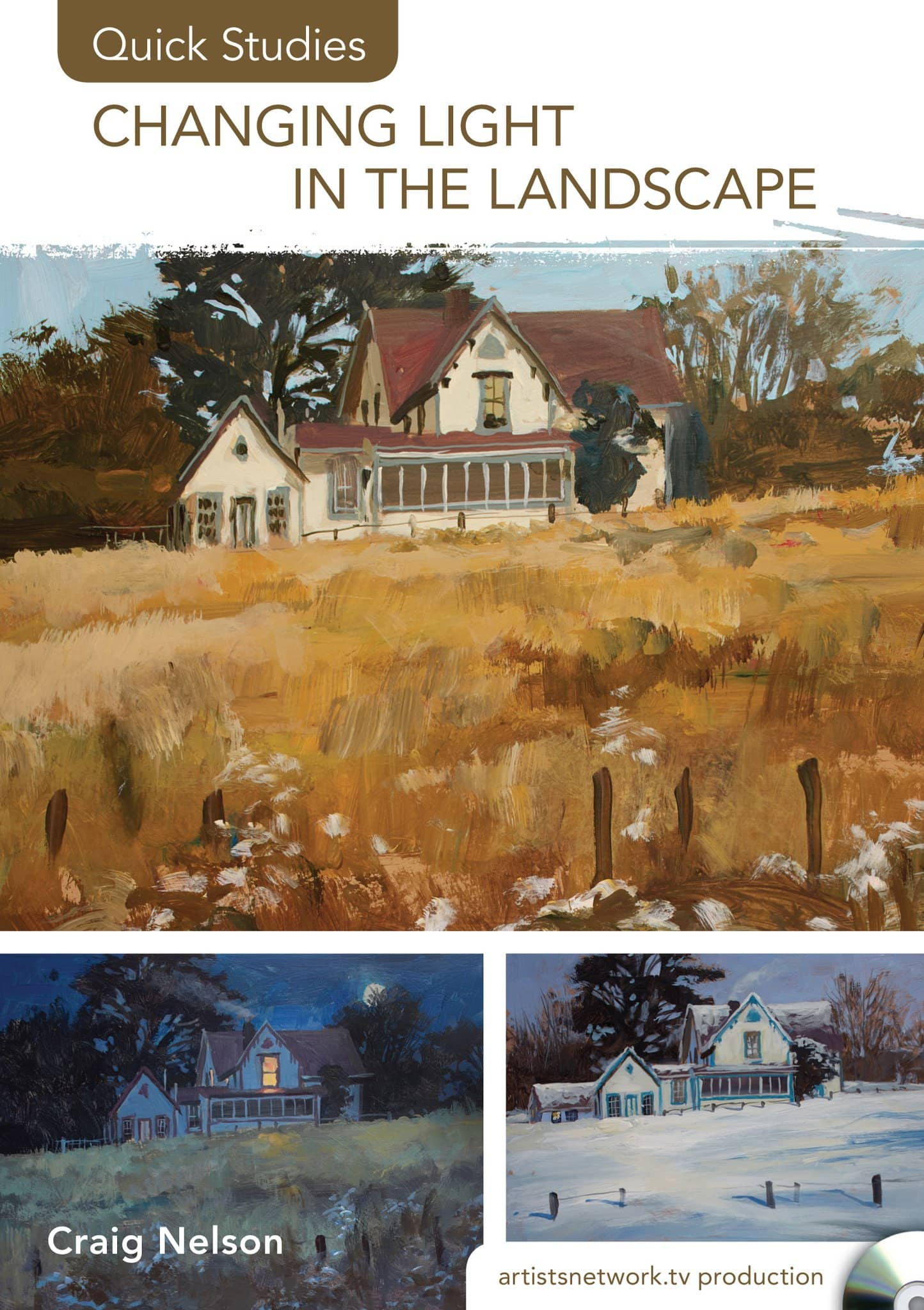 Changing Light in the Acrylic Landscape (Quick Studies) with Craig Nelson