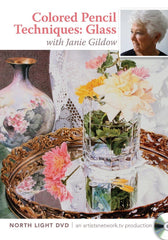 Colored Pencil Techniques:  Glass with Janie Gildow