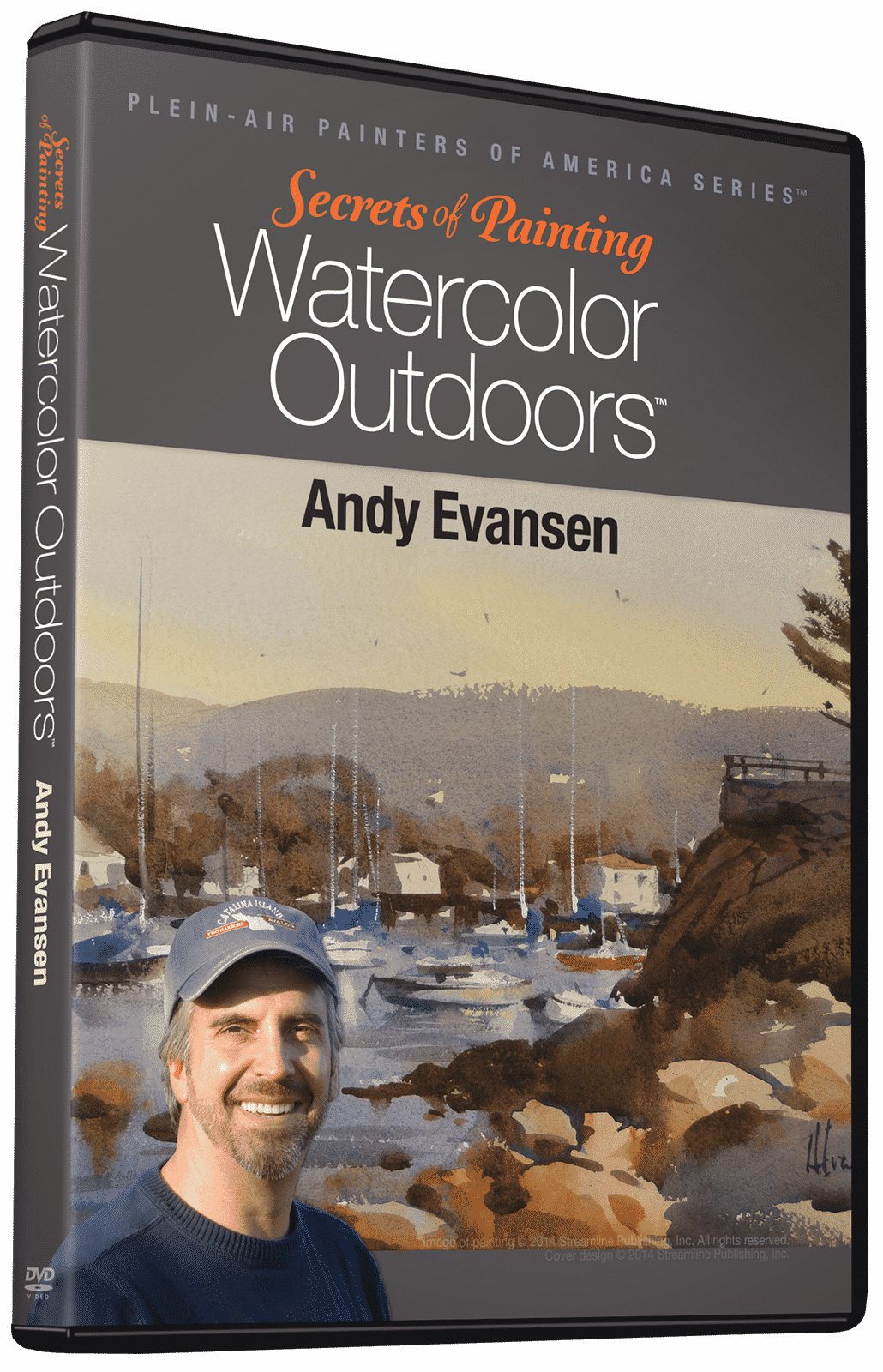 The Secrets of Painting Watercolors Outdoors with Andy Evansen
