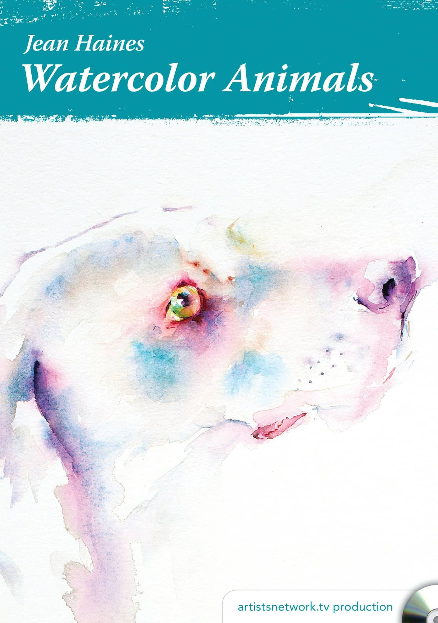 Watercolor Animals with Jean Haines