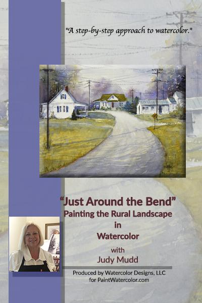 Just Around the Bend with Judy Mudd