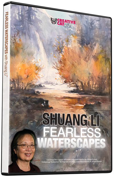 Fearless Waterscapes with Shuang Li